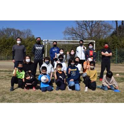 画像1: 週末ウォーキング・フットボール教室を開催!