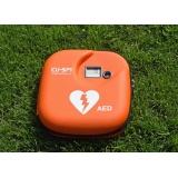 新たに、AEDなどを完備しました!